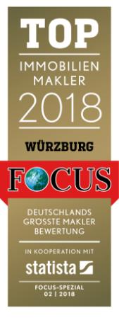 Top-Immobilien-Makler-Focus-2018-Reinhart-Immobilienmakler-Wuerzburg